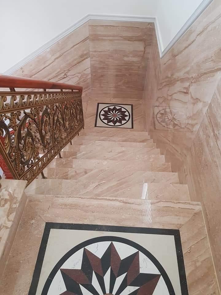 Mẫu đá cầu thang đẹp
