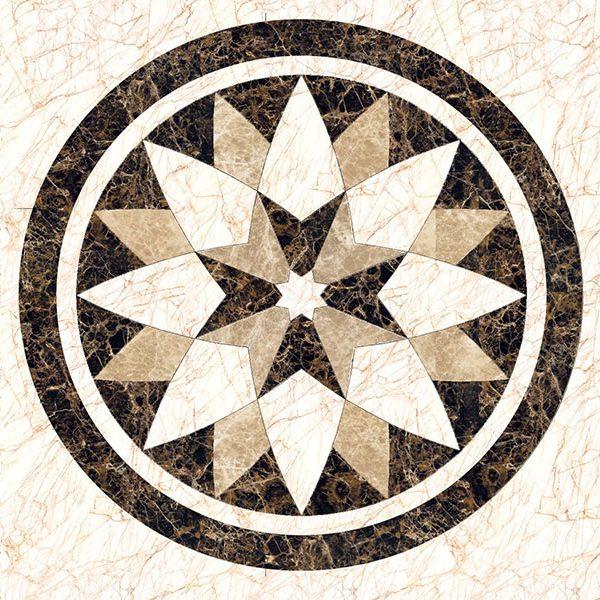 Mẫu đá hoa văn hình tròn wescoo porcelain